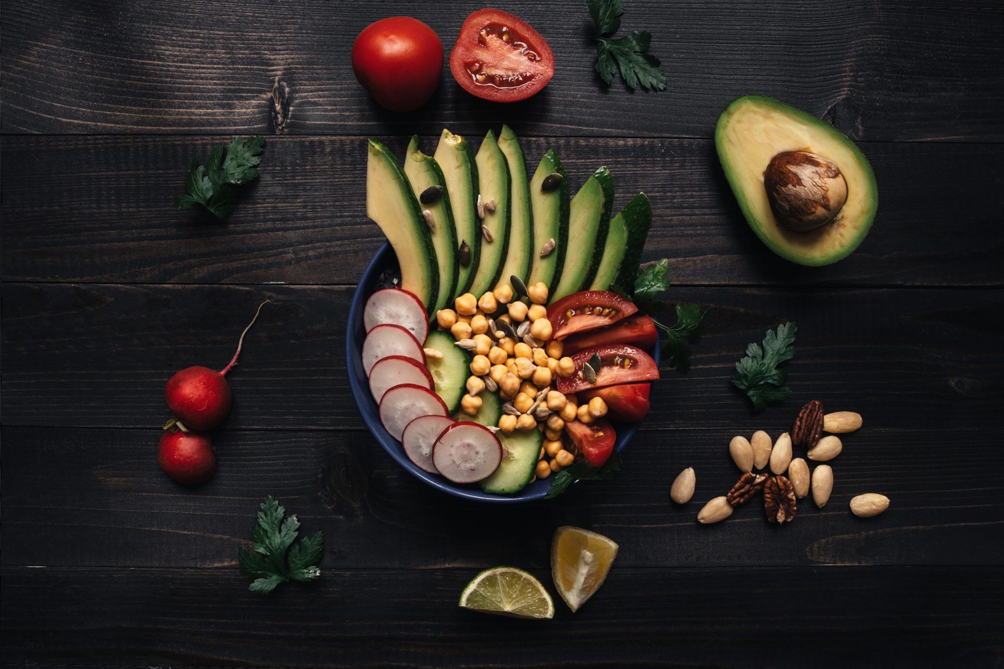 Vegetarisk meny