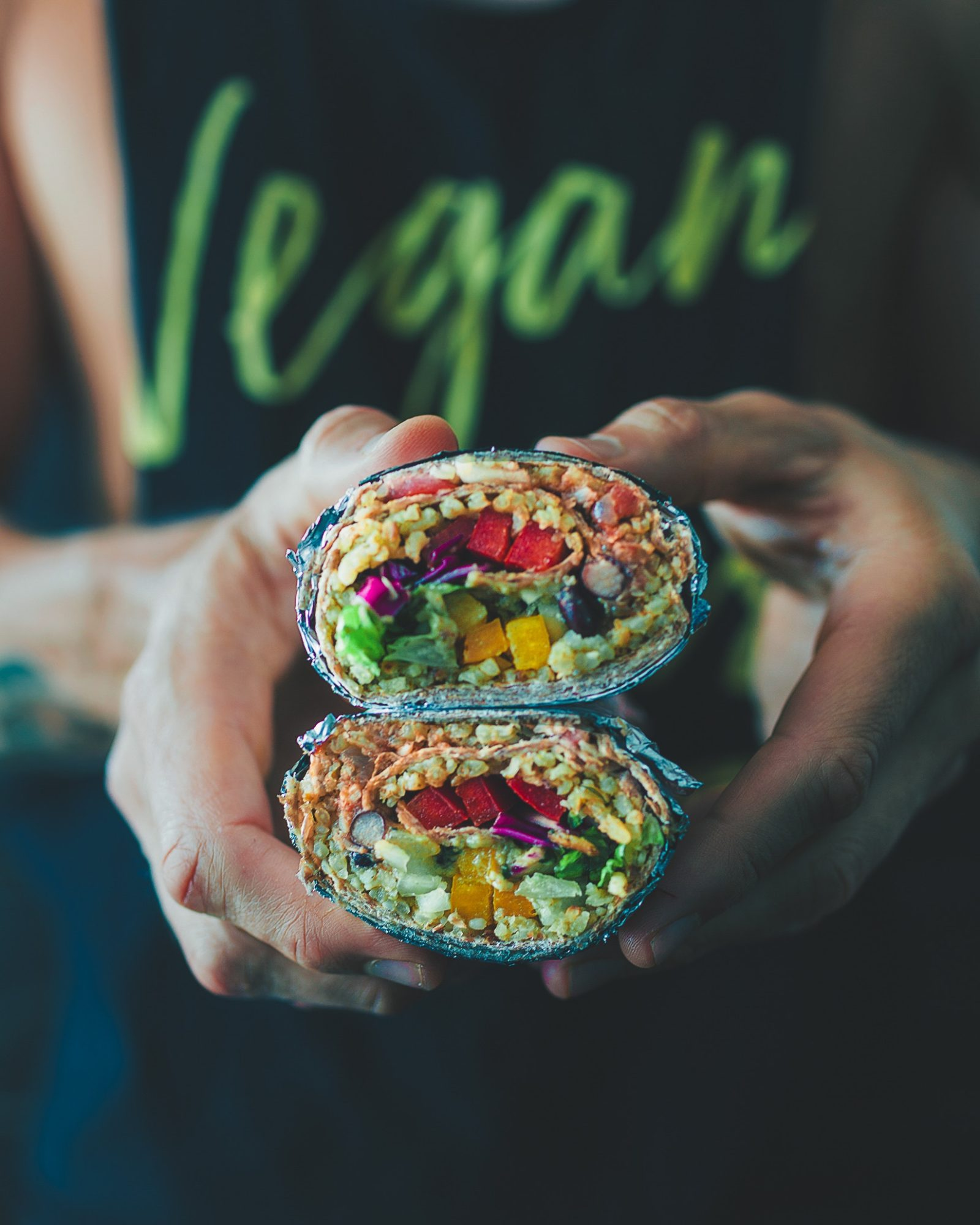 Vegano Wraps