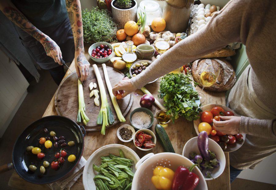 Veganska matkassar – catering i vardagen